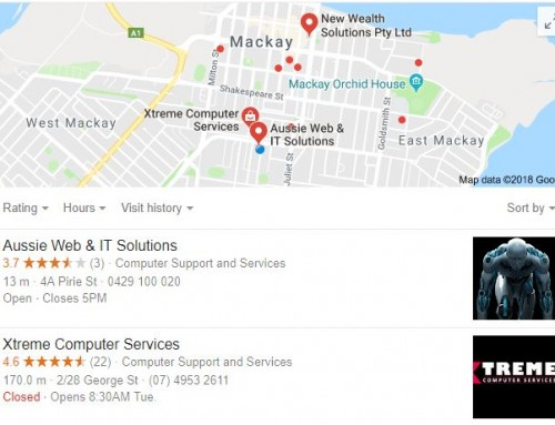 Google Maps Ranking Factors
