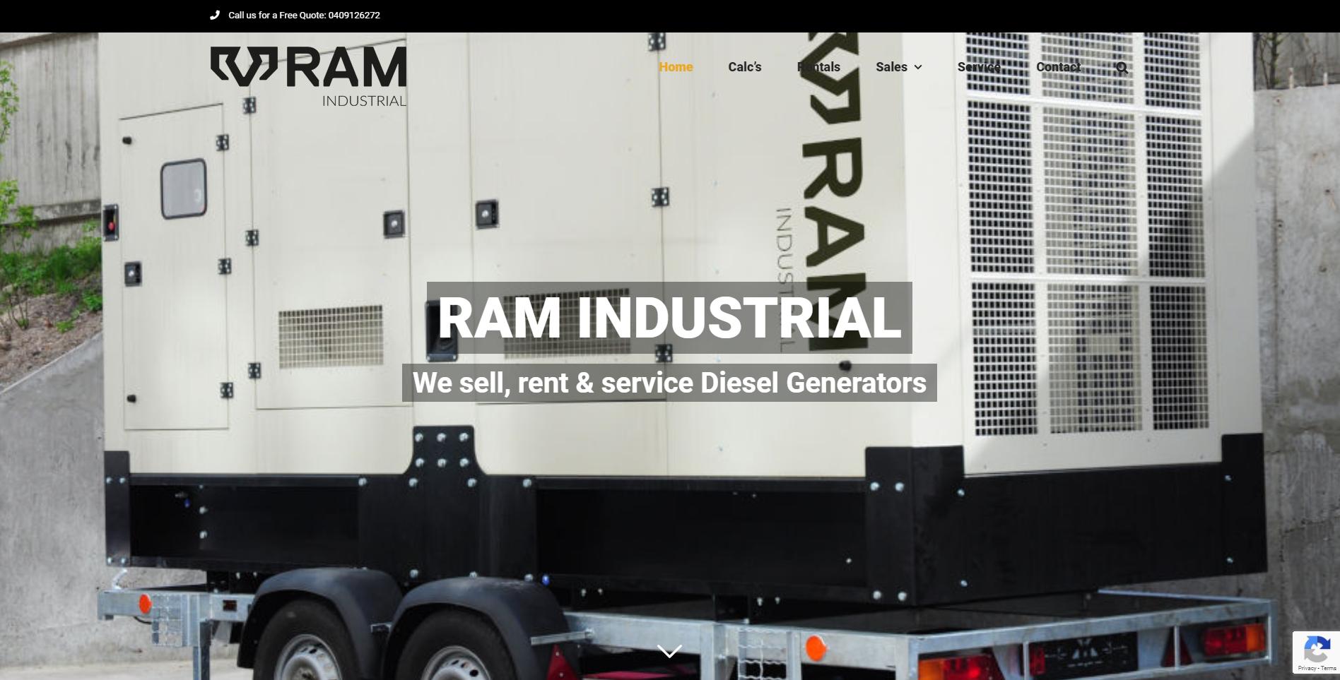 RAM Industrial